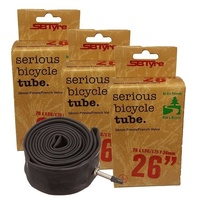 SBT 26x1.50-1.75 Inch 36mm Presta/French Valve Bike/Bicycle Tubes x3