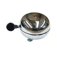 BP GENERAL-BELL - Steel, Chrome Plated, 80mm, Very Large, Fits 25.4mm BB