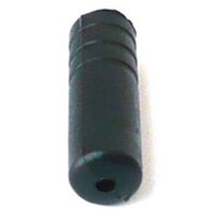 BP GENERAL END CAP  Plastic End Cap For Gear 4mm Dia BLACK (Bottle of 100)(1726)