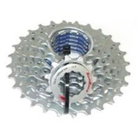 SUNRACE-CASSETTE - 7 Speed, 12-28T, Silver(2400)