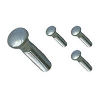 BP GENERAL-BOLT - Flathead Bolt, M8 x 35mm (Bag of 4)