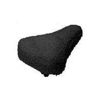 BP GENERAL-S/Cover SHEEPSKIN Large fit most seats  Blk Pure Wool(3872)