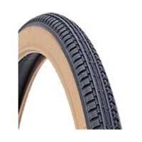 BP GENERAL-TYRE  24 x 1.3/8 BLACK with GUM WALL (37 x 540)(4837)