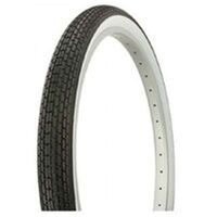 BP GENERAL-TYRE  20 x 1.75 BLACK with WHITE WALLS
