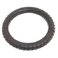 BP GENERAL-TYRE  12.1/2 x 1.1/4, EVA FOAM BLACK(4860)