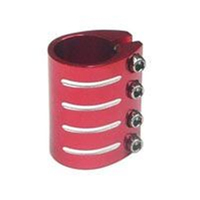 BP GENERAL-Quad Clamp 4 bolt quad 33.6mm red(5662)