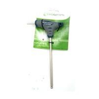 PROSERIES-Allen key T shape with ball end, 6mm(6732)