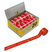 BP GENERAL-Rim Tape, Cloth, 10mm, Adhesive Backed, RED (Box 16)