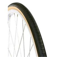 BP GENERAL-TYRE  27 x 1.1/4 BLACK with GUM WALL Speed Tread 85PSI