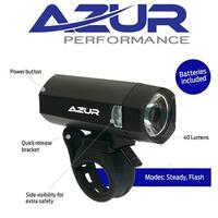 Azur Blaze 40 Lumen Bike Head Light