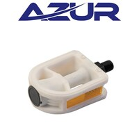 "AZUR-Pedal - Junior White 1/2""(APJ12WH)"