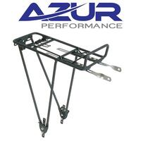 Azur Bicycle Rear Pannier Rack Alloy Touring Bike Carrier
