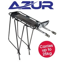 Azur Alloy Touring Carrier Disc Brake Compatible