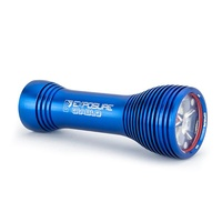 Exposure Diablo Mk10  Front Bike Light  1500 lumens  Blue