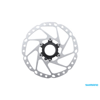 Shimano RT-EM600 DISC ROTOR M 180MM W/LOCK RING INTERNAL SERRATION