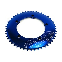 USE Chainring 130 PCD 51 tooth Blue (1/8th Chain)
