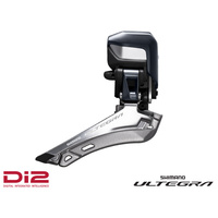 FD-R8050 FRONT DERAILLEUR ULTEGRA Di2 11-SPEED BRAZE-ON