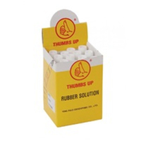 Rex-RUBBER SOLUTION 10CC, DISPLAY(OPS170)
