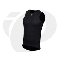 PI BASE - TRANSFER SL Sleeveless Baselayer Black